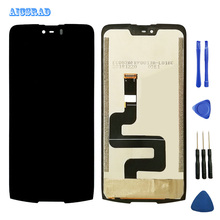 AICSRAD original For Doogee s90 LCD Display Screen Perfect Replacement Accessories For doogee s 90 pro 6.18 inch Phone+Tools