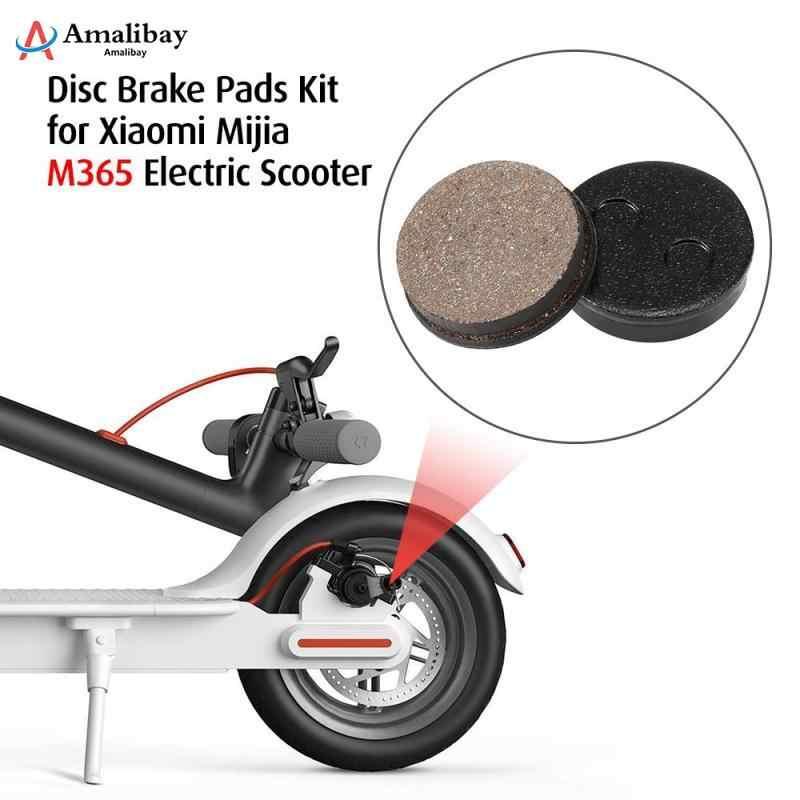 電動スクータースケートボードリアディスクブレーキパッド xiaomi M365 スケートボードキャリパー ANS-03 ブレーキアクセサリー M365 部品