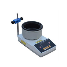 2000ml quality Digital lab heating pot magnetic stirrer with stirring bar CE certification for