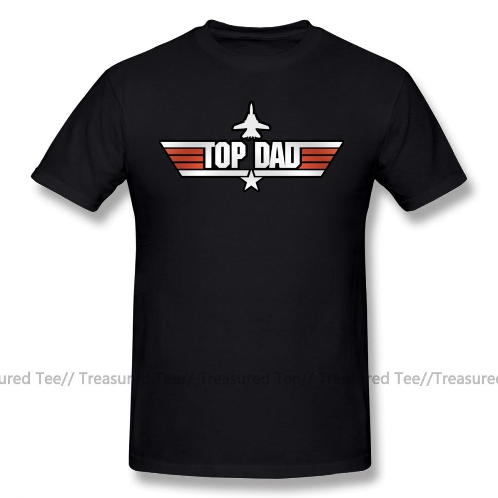 Aviator Pilot T Shirt Top Gun Style T Shirt Top Dad T-Shirt 4xl Printed Tee Shirt Streetwear Fun Short-Sleeve Tshirt