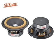 Hifi 4 Inch Full Range Speaker 8ohm 20W Voor Bluetooth Luidspreker Boekenplank Luidspreker Diy Volledige Frequentie Luidspreker Lederen Rand 2 Pcs