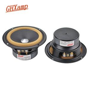 Image 1 - Hifi 4 Inch Full Range Speaker 8ohm 20W Voor Bluetooth Luidspreker Boekenplank Luidspreker Diy Volledige Frequentie Luidspreker Lederen Rand 2 Pcs