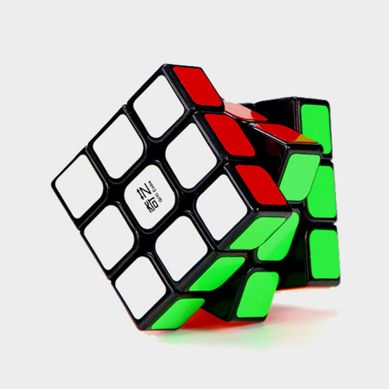 Children Anti Stress Cubo 3x3x3 Magico Magic Cube Stickers Professional Speed Puzzle Cube Games Gifts Toys For Kids QIYI Sail