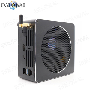 Image 5 - Eglobal Gaming Mini PC Intel i5 9300H i7 8850H 6 Core 12 Threads Nuc Computer Win 10 Pro NVMe PCIe 2*DDR4 AC WiFi HDMI Mini DP