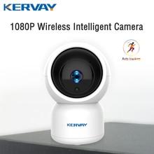 1080P HD Wifi Camera Network Surveillance Night Camera Indoor Home P2P CCTV Camera Wifi Function Onvif Camera With Two way Audio