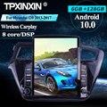 Для Hyundai I20 2013-2017 RHD Tesla Экран 128G андроид 10 автомобильный мультимедийный плеер головное устройство аудио радио Navigtion Беспроводной Carplay