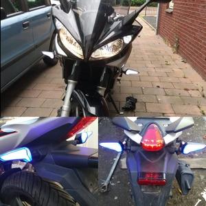 Image 5 - Espírito besta luz led motocicleta, pisca pisca, indicadores de seta para kawasaki z650 triumph street triplo honda cbr 250r cb1000r