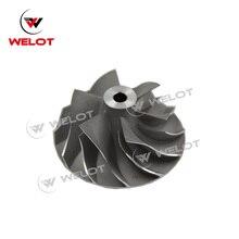 Casting-Compressor-Wheel 454135-5 Turbo for 753707 715645/454135-5/454135-8/.. WL3-0636