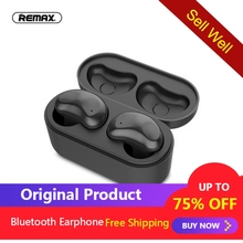 2019 Best Goods Remax TWS-5 Wireless Earphones Twins Earphone With Charging box headsets Bluetooth 5.0 Smart Touch 3D Stereo