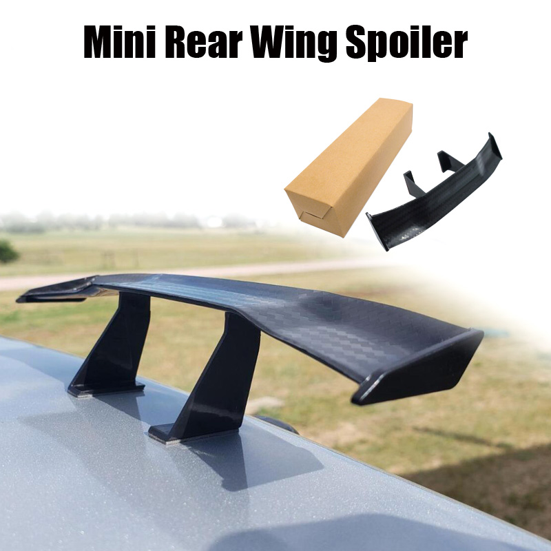 Car Tail Rear Trunk Spoilers Car Mini Spoiler Wing For <font><b>Audi</b></font> A3 8P 8L A4 B5 B6 A6 C5 C6 <font><b>A8</b></font> <font><b>D2</b></font> TT Q3 Q5 Q7 S4 S2 image