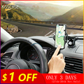 KISSCASE support universel de voiture pour téléphone portable pour Samsung Note 10 9 iPhone 11 X XR 5s 6s 7 8 Plus support de voiture Telefon Suporte Para|car phone holder|universal car phone holderphone holder -
