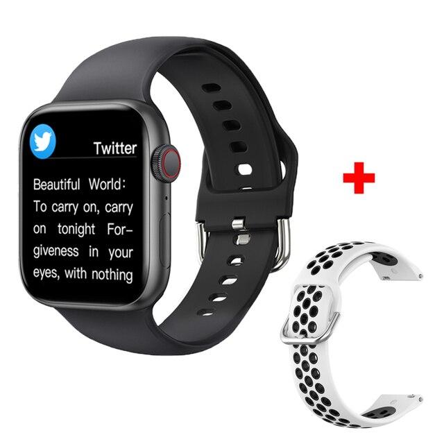 Smartwatch Baytech Original, Bluetooth, Chamadas, Fitness, Series 6 8