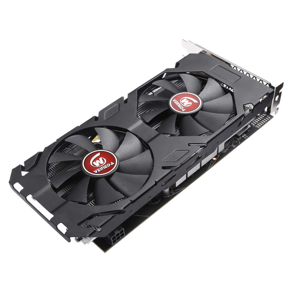 Veineda بطاقة الفيديو 100% الأصلي الجديد RX 470 8GB 256Bit GDDR5 DP HDMI DVI ل AMD بطاقة جرافيكس لا التعدين متوافق rx 570 8gb