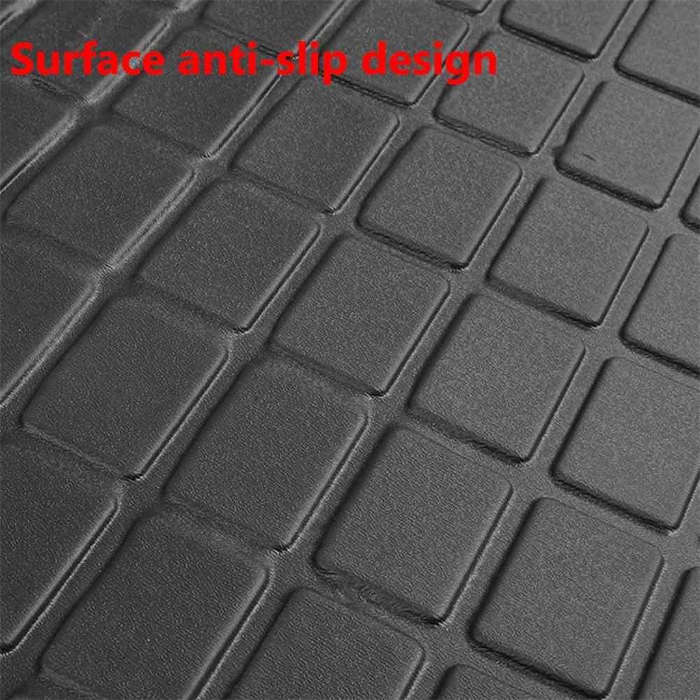 Auto Kofferbak Opslag Mat Cargo Tray Kofferbak Waterdichte Hittebestendige Beschermende Pads Mat Compatibel Voor Tesla Model 3