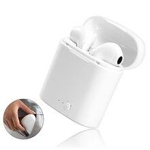 i7s Tws Wireless Headphones sports Earbuds Handsfree in ear