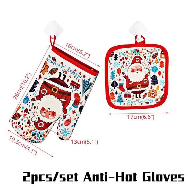 2pcs glove mat 1