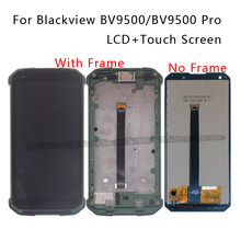 high quality For Blackview BV9500 BV9500 Pro LCD Display Touch Screen Digitizer Accessories For Blackview BV 9500 Repair kit