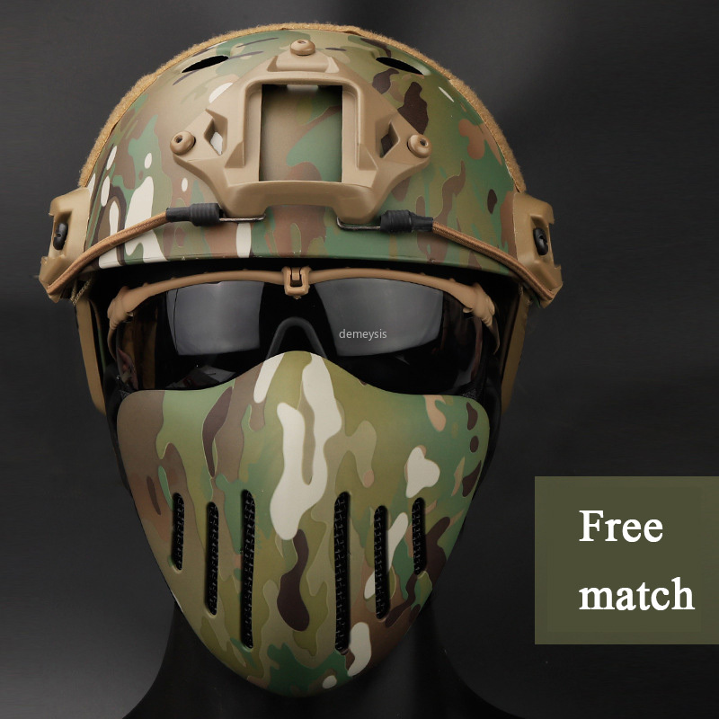 Half Face Military Airsoft Mask TPU Breathable Hunting Shooting Protection Mask Men's Tactical Army Paintball Sports Masks