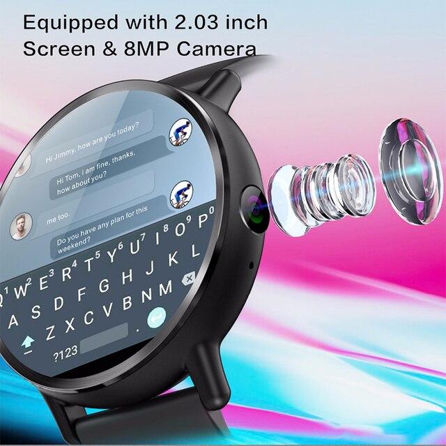 Fitness Tracker IP67 Waterproof  Wifi GPS Smartwatch 3