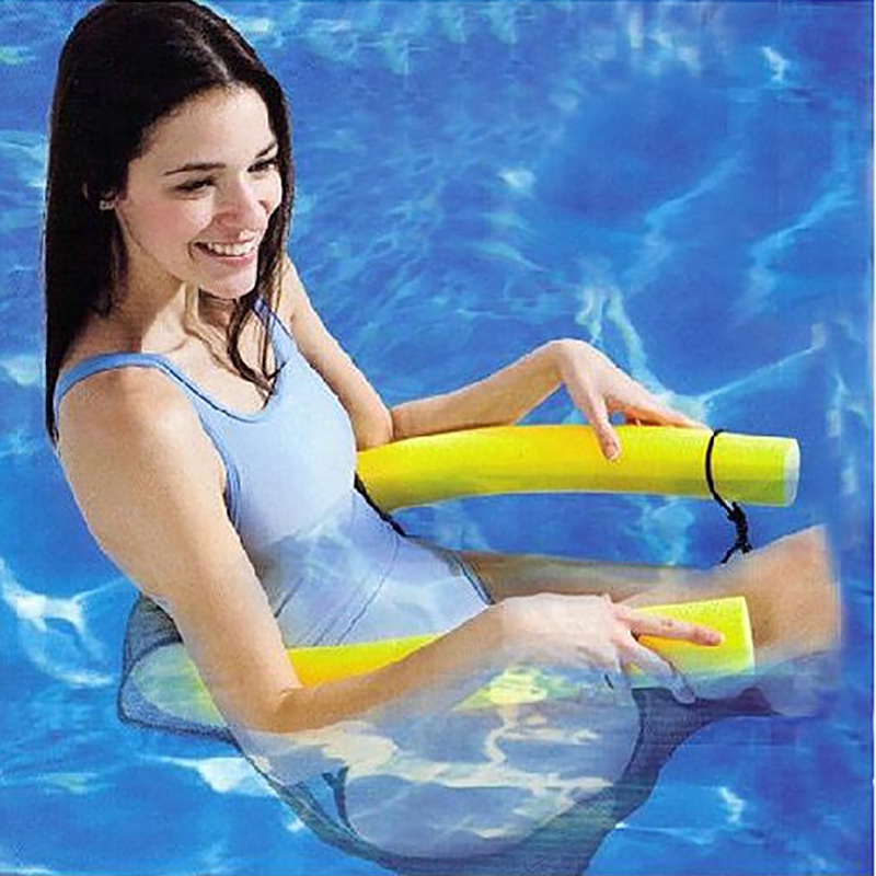 Amazing Noodle Lounger Chair Floating Chair Ride-ons Hammock Adult Pool Rafts Swimming Toys Summer Water Park