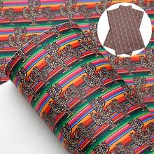 Upholstery Earring-Accessories Sheet Vinyl Print Clothing Cactus DIY Lychee 1yc12237