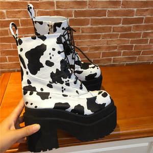 Best value custom platform boots