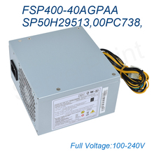 Graphics-Card Power-Supply 10pin FSP400-40AGPAA Lenovo 400W Server New for with 6pin