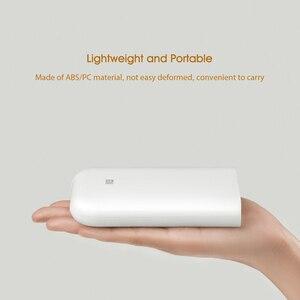Image 5 - Xiaomi imprimante AR imprimante 300dpi Portable Photo Mini poche avec bricolage partager 500mAh Photo imprimante imprimante de poche travailler avec mijia
