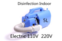 Portable 110V 220V ulv cold fogger Electric Sprayer Mosquito Fogging Machine Intelligent With CE for sale mosquito