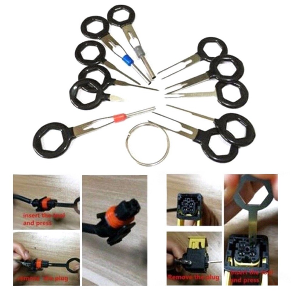 26 unidades Kit de eyector de Terminal