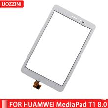 New For Huawei Mediapad Honor Pad T1 8.0 3G S8-701 LCD Display S8-701W Touch Screen Matrix Digitizer Assembly