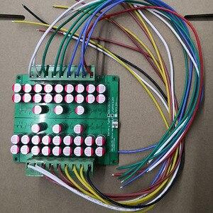 Image 5 - 15S 16S 17S 6A balans aktywny wyrównywacz Lifepo4 LFP litowo jonowy litowo jonowy LTO bateria litowa Transfer energii BMS 48V 60V 1A 3A 5A