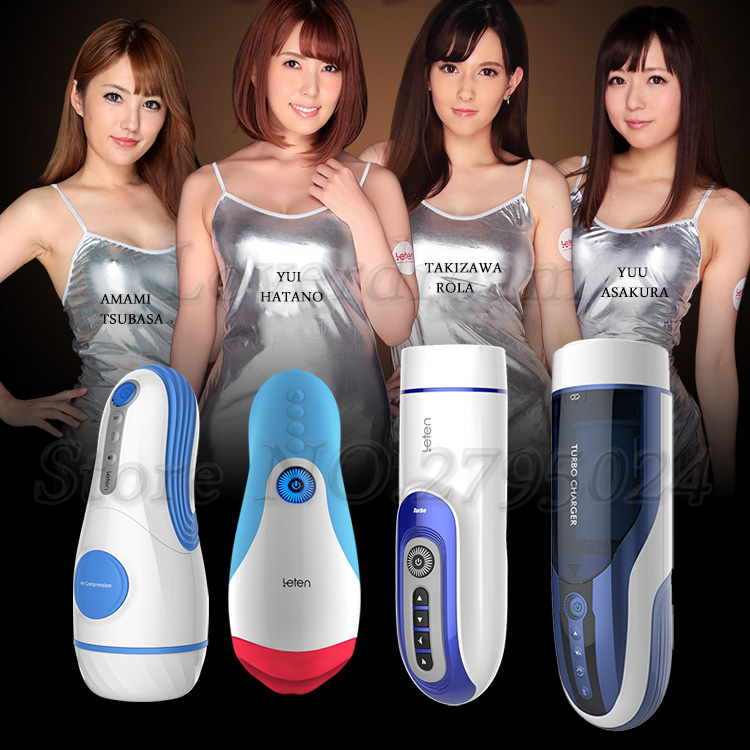 Leten 4 Types Deep Throat Artificial Vagina Male Masturbator Retractable Mouth Oral Heating Sucking Vibrator Sex Toys For Men