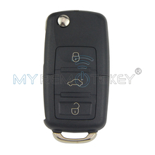 2buttons 434mhz remote key for skoda fabia superb octavia i 2002 2007 car key 1j0959753ag 1j0 1jo 959 753 ag with id48 chip 1J0 959 753 DJ Remote key 3 button  ID48 315mhz for VW Golf Bettles Bora Passat