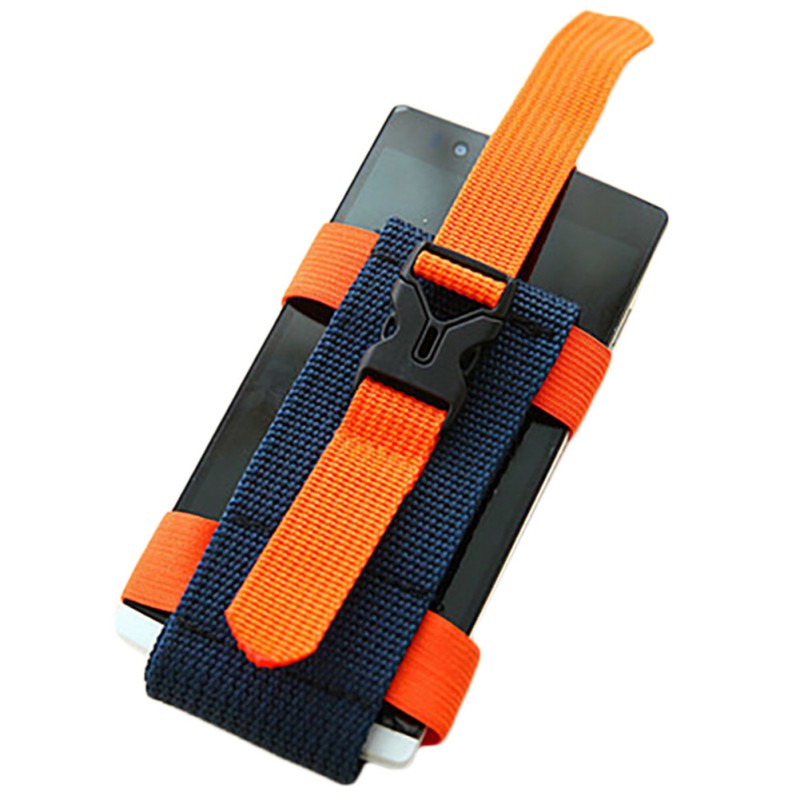 Armband Belt Phone Bag  Universal Adjustable Portable Lightweight Durable Outdoor Riding Hiking Phone Arm Band