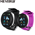 Smart Watch D18 Fitness Watches Heart Rate Monitor Blood Pressure Blood Oxygen Measurement for IOS Android phone
