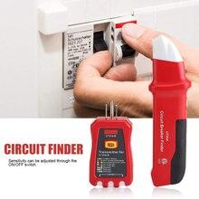 New Circuit Breaker Finder Digital Circuit Breaker Finder Sensitivity Adjustable Socket Tester Diagnostic-Tool for Home-30 цена 2017