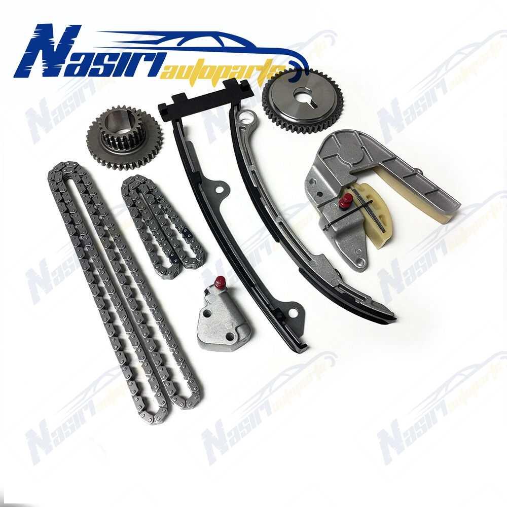 Steuerkette Kit Für Nissan QR20DE 2.0L X-TRAIL (T30) 2001-2007 PRIMERA (P12) DOHC 2001-2004
