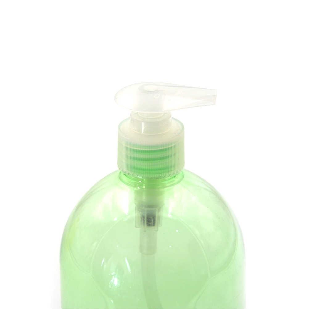 1Pcs Pompa A Mano Bottiglie di 500ML Bottiglie vuote di Plastica Bagno di Sapone Liquido Shampoo Schiuma Contenitori Lozione Detergente