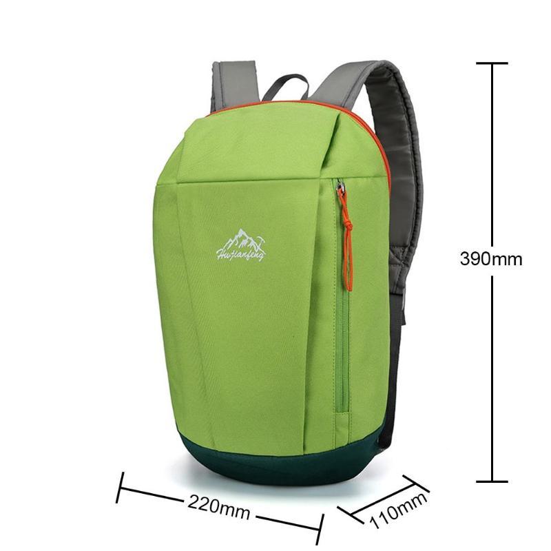 10L походная сумка, Женский Детский рюкзак, водонепроницаемый, для прогулок на природе, спортивная сумка для кемпинга, походов, путешествий, а...