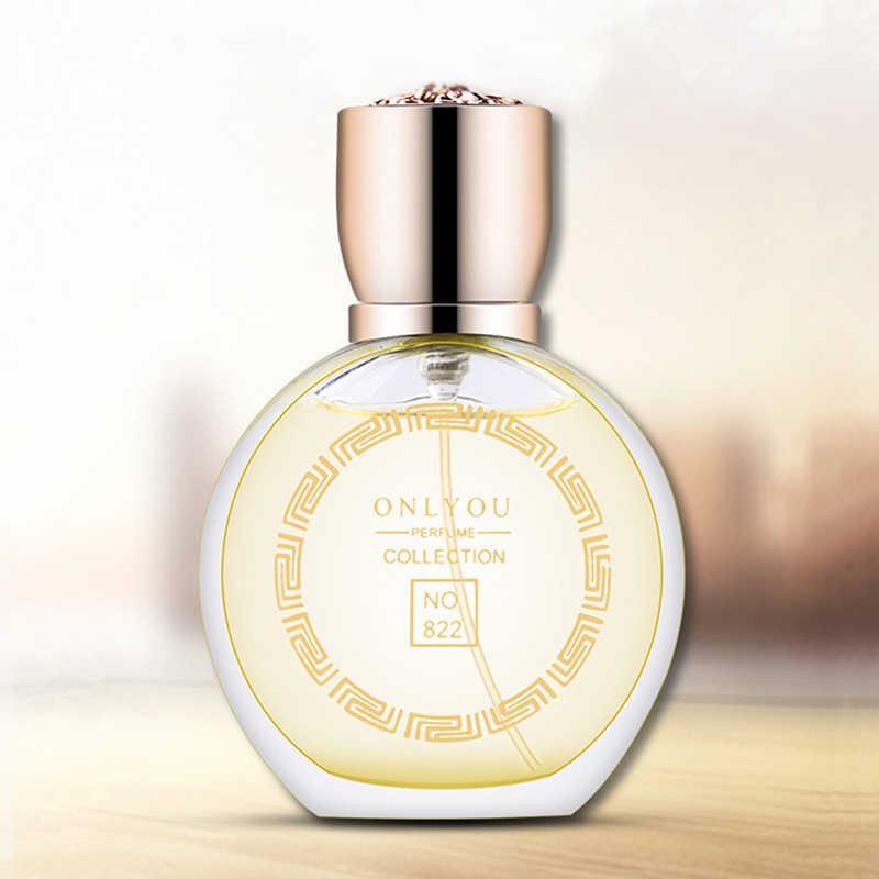 30ml jasmin fleur corps vaporisateur femmes Parfum femme marque Original bouteille verre femme Parfum Parfum liquide anti-transpirant