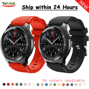 Huawei watch gt 2 Strap For Samsung galaxy watch 46mm/active Gear S3 Frontier amazfit bip/gtr 47mm bracelet 20mm 22mm watch band strap for samsung galaxy watch active 42 46 s3 s2 amazfit 2s 1 pace bip huawei watch gt 2 pro ticwatch e 1 pro nylon band 20mm