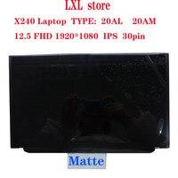 Tela LCD laptop para Thinkpad X240 LCD painel da tela de 12.5