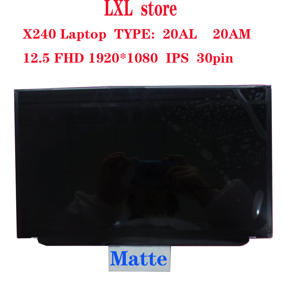 Laptop LCD Screen For Thinkpad X240 LCD  Screen Panel 12.5