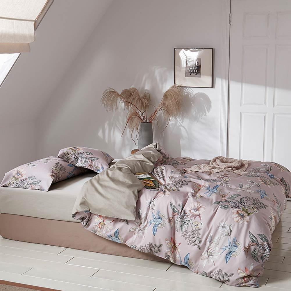 Svetanya Silkly постельное белье из египетского хлопка, простыня с принтом, наволочка, одеяло, двойной Королевский размер|Наборы постельного белья|   | АлиЭкспресс - Постельное белье