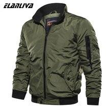 Veste de bombardier militaire pour hommes, vêtements d'extérieur tactiques, coupe-vent léger respirant, manteau de pilote de vol de l'armée de l'air
