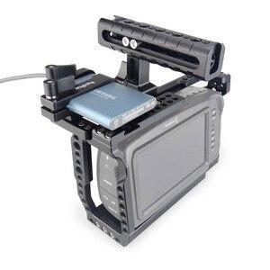 Image 5 - MAGICRIG BMPCC 4K /6K Khung Máy Ảnh với NATO Tay Cầm T5 SSD Chốt cho Blackmagic Bỏ Túi điện Ảnh Camera BMPCC 4K /BMPCC 6K