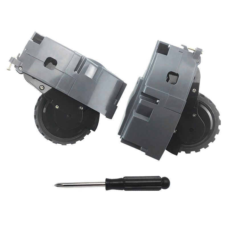 Left & Right Wheel Module for IRobot Roomba 880 870 871 885 980 860 861 875 Vacuum Cleaner Parts|Vacuum Cleaner Parts| |  - title=