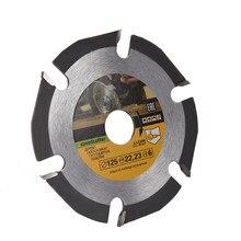 где купить 125mm Saw Blade Multitool Wood Carving Cutting Disc Grinder Carbide Polishing For Cutting Wood Multitool по лучшей цене