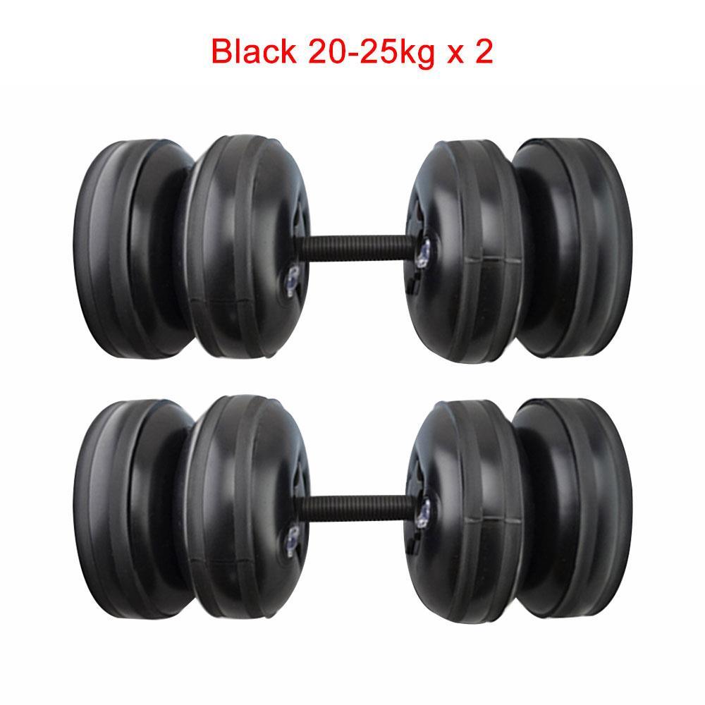 2pcs 25KG Black